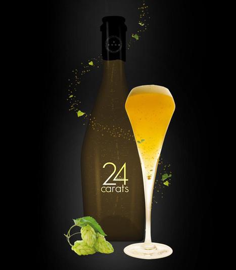 24 Carats Beer | Bières belges | Scoop.it