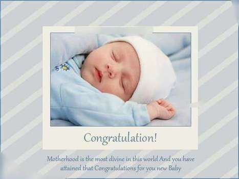 New Born Baby Status For Whatsapp Facebook And
