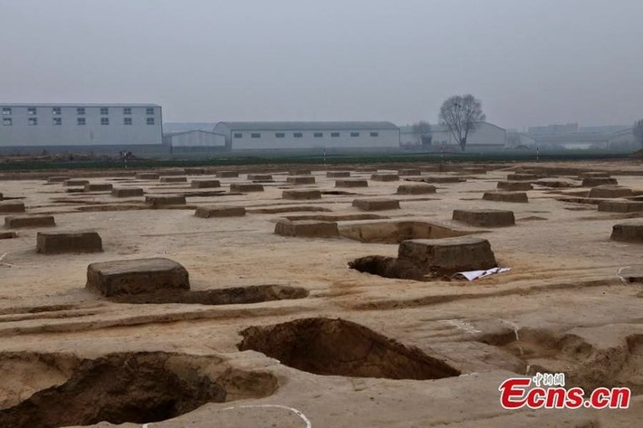 Shang Dynasty palace unearthed in Henan   Archaeology News Network   Kiosque du monde : Asie   Scoop.it