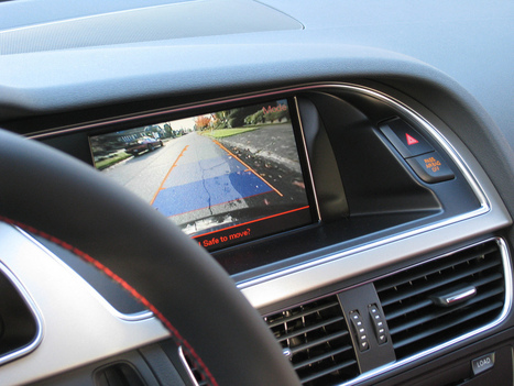 New Cars Required to Have Rearview Cameras by 2018 - Industry Tap | Interesting Engineering | Scoop.it