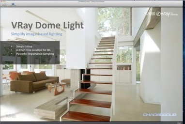 Product In-Depth: V-Ray 2.0 for SketchUp   Architosh   Infographie 3D   Scoop.it
