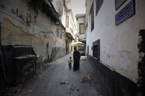 Damascus Is Tense Before Strongest Push Yet by Rebels   Revolution News Syria   Scoop.it