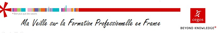 Veille formation professionnelle