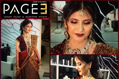Best Bridal Makeup In Hyderabad Page3 Salon H