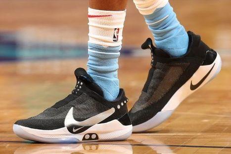 54ff1d840f0 Les chaussures connectées font du pied aux wearables