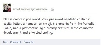 When I'm forced to change passwords. - Imgur | Stuff to share with my library peeps | Scoop.it