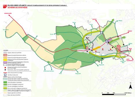PLU d'Ars-sur-Moselle – Arrêt de projet et suite de la démarche | Actualité du centre de documentation de l'AGURAM | Scoop.it