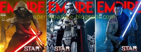 STAR WARS 7 - Sul nuovo EMPIRE ben 6 nuove copertine dedicate | JIMIPARADISE! | Scoop.it