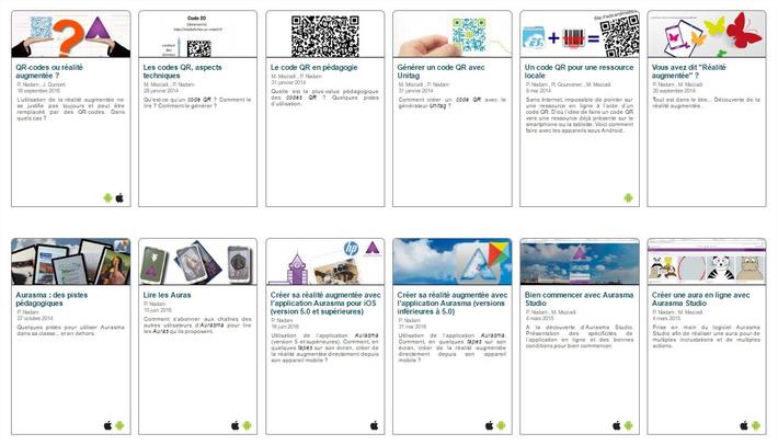 Enrichir les documents : QRCodes et Réalité Augmentée | TIC et TICE mais... en français | Scoop.it