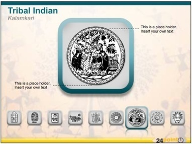 Customizable Indian Cultural Graphics & Illustrations for PPT | PowerPoint Presentation Tools and Resources | Scoop.it