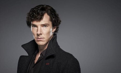 Sherlock: Steven Moffat interviews Benedict Cumberbatch | Benedict Cumberbatch News | Scoop.it