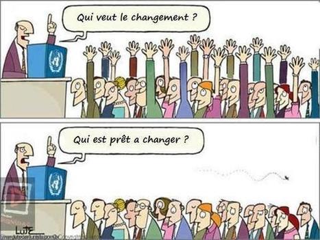 Managers, comment repenser votre rôle dans la transformation digitale des entreprises | Leadership & Change Management | Scoop.it
