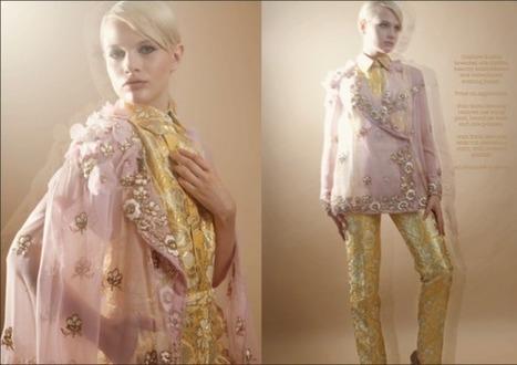 Lesley de Freitas – FLORA SS13 Collection | THE LOS ANGELES FASHION | The Los Angeles Fashion magazine | Scoop.it