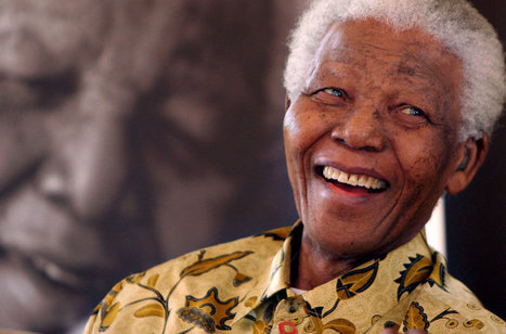 Nelson Mandela, South African Icon of Peaceful Resistance, Is Dead | Als Return to Education | Scoop.it