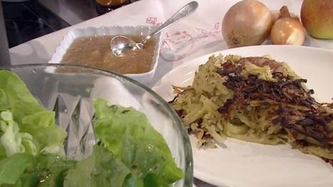 Bratkartoffeln martina und moritz sülze mit Rindfleischsülze hausgemacht