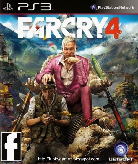 Far Cry 4 PS3 ISO | Games Free Download | Ps3 |
