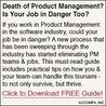 all about managing digital product