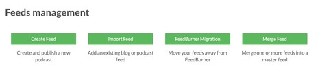 FeedPress: Changes To Your Feed Dashboard - FeedPress | RSS Circus : veille stratégique, intelligence économique, curation, publication, Web 2.0 | Scoop.it
