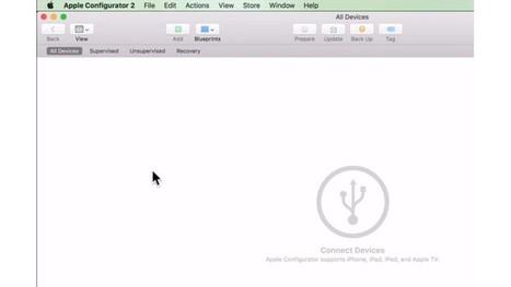 Apple Configurator 2: iOS-Geräte mit dem Apple Configurator einrichten | LMS & mobile learning | Scoop.it