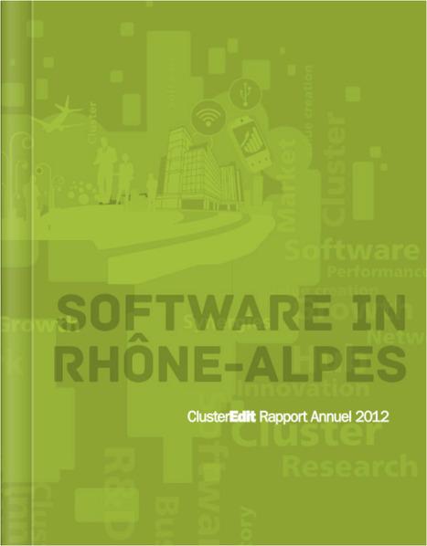 Consulter le rapport d'activité de l'activité Software en Rhône Alpes :Cluster Edit | zebrain | Scoop.it