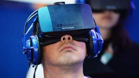 Army Recruits Reserves with Virtual Reality   Technology in Business Today   Scoop.it