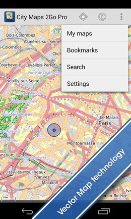 City Maps 2Go Pro Offline Maps v3.6.30 | ApkLife-Android Apps Games Themes | Android Applications And Games | Scoop.it