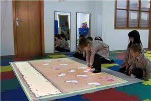 Educación y Tecnología | Educación y Tecnología educativa – Educación 3.0 » ¿Cómo atraer la atención de los más pequeños?: con las proyecciones interactivas en el suelo de Ninus | CeDeC Diver | Scoop.it