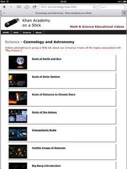 KA-Pi - Khan Academy on a Raspberry Pi - Offline Khan Academy | Arduino, Netduino, Rasperry Pi! | Scoop.it
