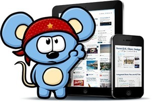 A Great Platform for Curating and Publishing On Any Topic: RebelMouse | Mobile Websites vs Mobile Apps | Scoop.it