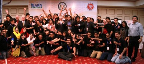 Opening of the #Youth #TechCamp #Pakistan 2012 | | iEARN in Action | Scoop.it