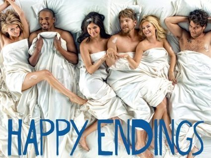 """Will USA Network Save """"Happy Endings?"""" 