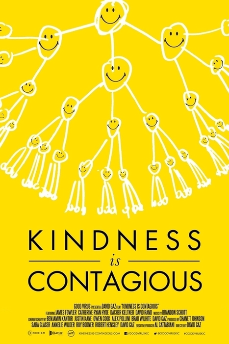 Kindness Is Contagious | Charter for Compassion | Compassion and Empathy | Scoop.it