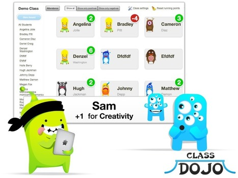 Decoding ClassDojo | Mobile learning for students and teachers | Scoop.it