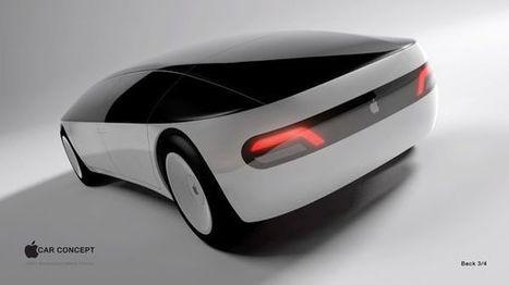Apple enregistre Apple.car (et d'autres noms de domaine relatifs à l'automobile) ! | Apple, IMac and other Iproducts | Scoop.it