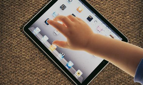 Techno-toddlers: A is for Apple | Transmedia: Storytelling for the Digital Age | Scoop.it