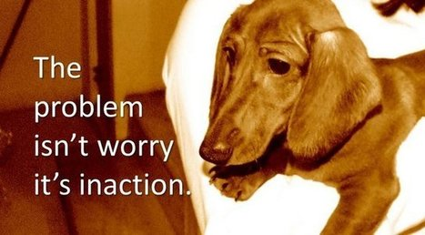 12 Strategies for Dealing with Worry | Teacher Tools and Tips | Scoop.it