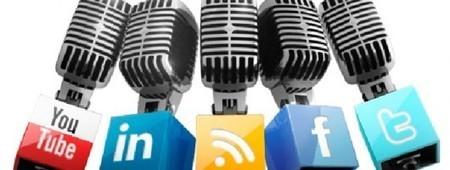 Réseaux sociaux : Quels sont les usages professionnels des journalistes ? (étude Cision) | Le journaliste mutant | Scoop.it