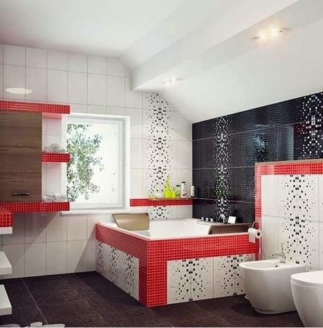 43+ terbaru desain kamar mandi dan tempat cuci, dekorasi kamar