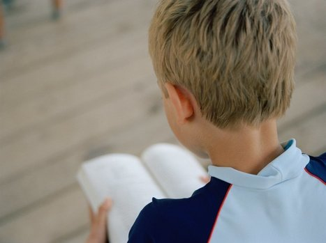 Boys Who Sit Still Have a Harder Time Learning to Read | Professional Learning at James Hill Elementary | Scoop.it