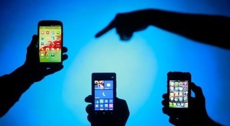 Les données cellulaires coûtent six fois moins cher en France qu'aux Etats-Unis | Slate | EDM en BTS SIO mais pas que... | Scoop.it