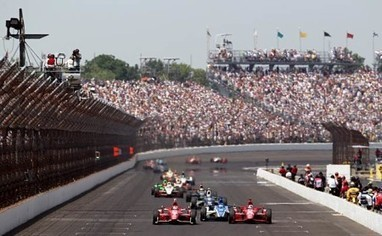 Auto Race at Indianapolis 500   Indy 500   cars and motor   Scoop.it