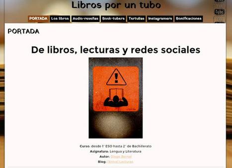 Libros por un tubo | Educacion, ecologia y TIC | Scoop.it