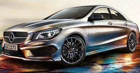 El Mercedes-Benz CLA se adelanta a su presentación oficial | La Marca de la Estrella | Scoop.it