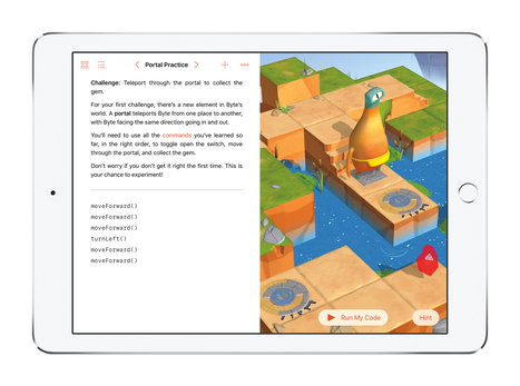 Swift Playgrounds, una nueva app para aprender Swift directo desde el iPad | iPad classroom | Scoop.it