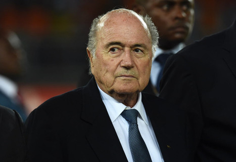 Sepp Blatter steps down as president of FIFA. What's next for FIFA, the business? | Change Leadership Watch | Scoop.it