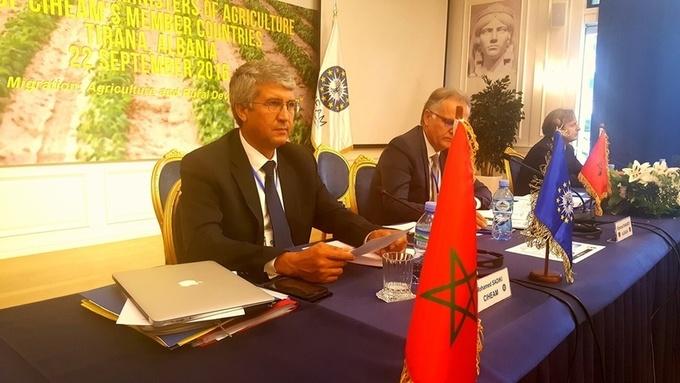 Agronomie : Mohammed Sadiki élu au poste de président du CIHEAM - Infomédiaire