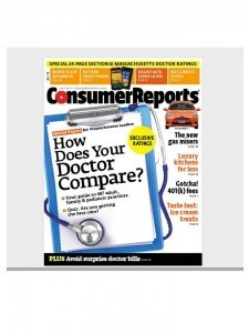 Consumer Reports becomes a resource for doctor-shopping | Health Populi | patient engaged | Scoop.it