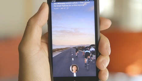 Facebook Home gathers up Instagram, Pinterest, and more | Everything Pinterest | Scoop.it