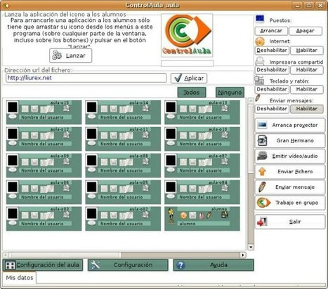 Gestión del aula digital para docentes inseguros | Utilidades TIC para el aula | Scoop.it