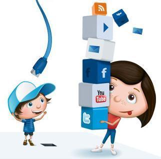 9 tutoriels/fiches pratiques d'initiation à l'internet pour les jeunes, enseignants et animateurs (programme intergénérationnel) | Time to Learn | Scoop.it